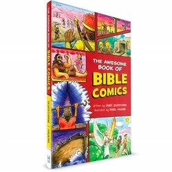 The Awesome Book of Bible Comics (Sandy Silverthorne & Daniel Hawkins)
