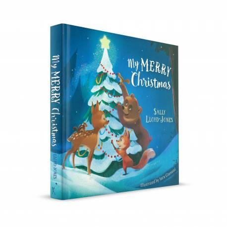 My Merry Christmas (Sally Lloyd-Jones) PADDED BOARD BOOK