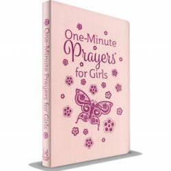 One-Minute Prayers for Girls (Harvest Kids)