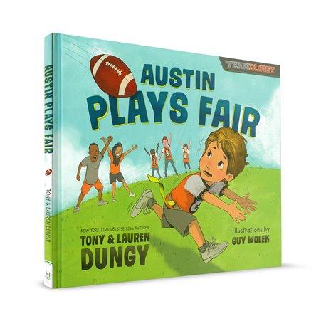 Austin Plays Fair (Tony & Lauren Dungy)