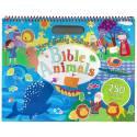 Never-Ending Sticker Fun - Bible Animals (250 Reusable Stickers)