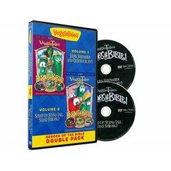 VeggieTales Double Feature - Heroes of the Bible
