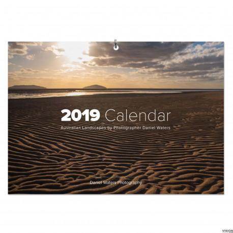 2019 - 13 Month Australia Photography Calendar