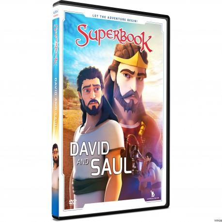David & Saul (Superbook) DVD