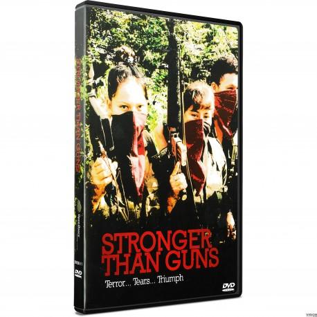 Stronger Than Guns (Open Doors) DVD