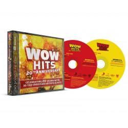 WOW Hits 20th Anniversary 2 x CDs
