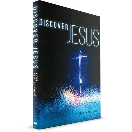 Discover Jesus New Testament (KJVER) PAPERBACK