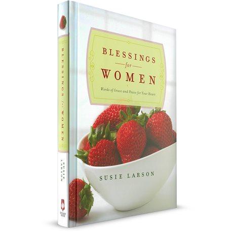 Blessings For Women (Susie Larson) HARDCOVER