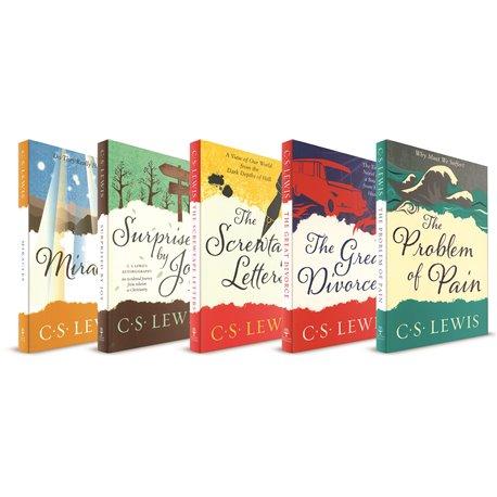 CS Lewis Signature Series, 5 Book Pack