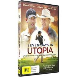 Seven Days in Utopia (movie) DVD