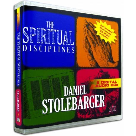 The Spiritual Disciplines (Daniel Stolebarger) AUDIO 5 CD SET