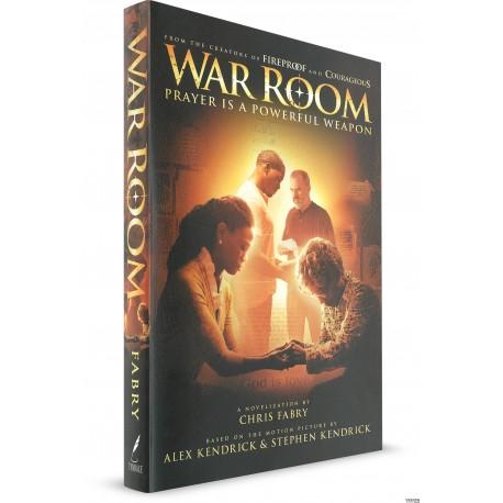 War Room (Chris Fabry) PAPERBACK