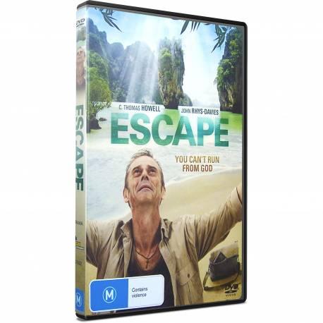 ESCAPE (Movie) DVD