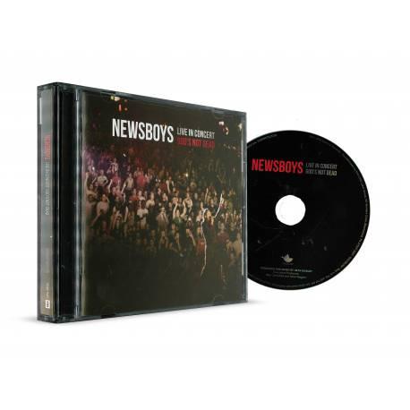 Live in Concert: God's Not Dead (Newsboys) CD