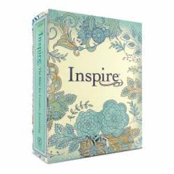 Inspire Bible NLT (PAPERBACK)