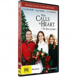 When Calls the Heart: The Heart of Faith DVD