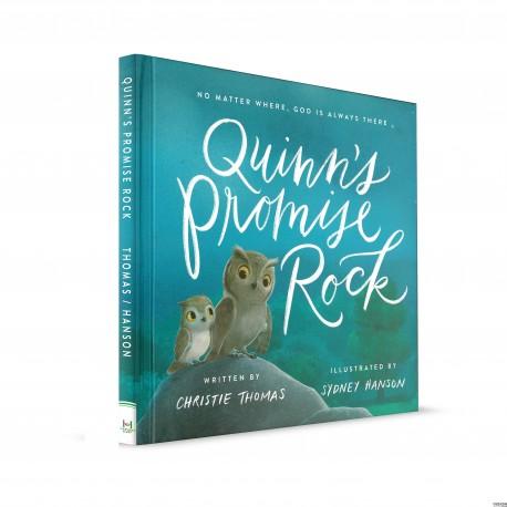 Quinn's Promise Rock (Christie Thomas) HARDCOVER
