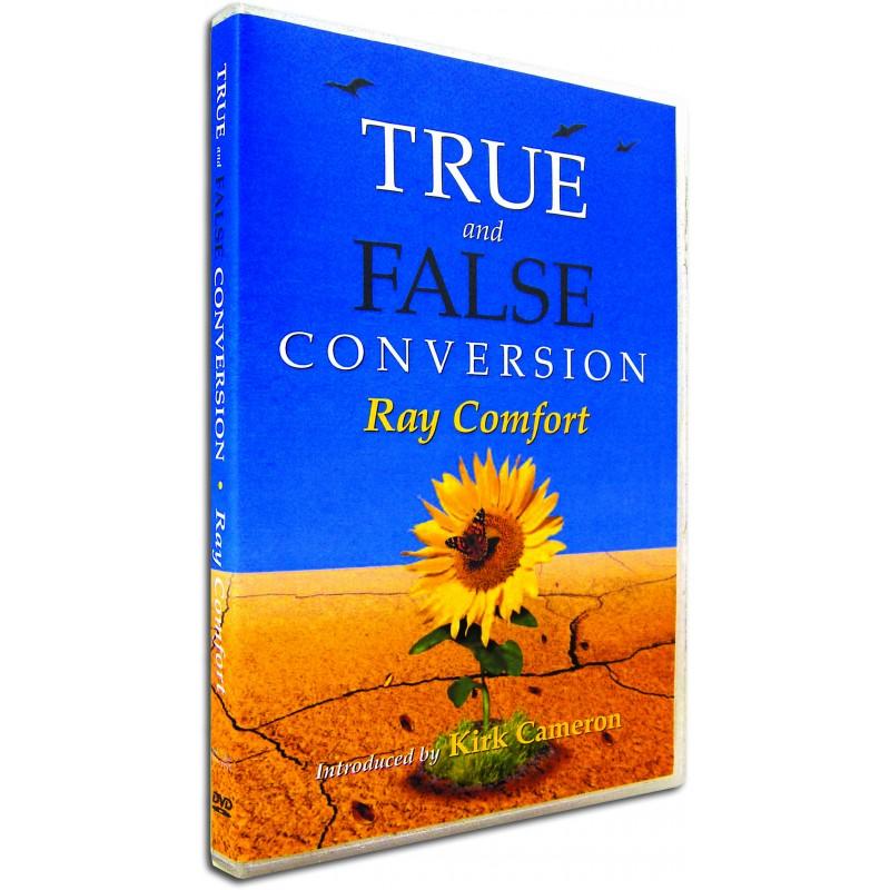 True Amp False Conversion Ray Comfort Dvd