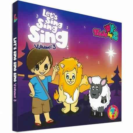 Let's Sing, Sing, Sing - Volume 3 (AUDIO CD)