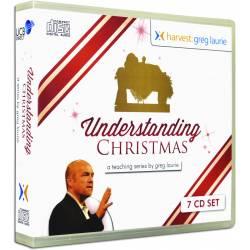 Understanding Christmas (Greg Laurie) AUDIO 7 CD SET