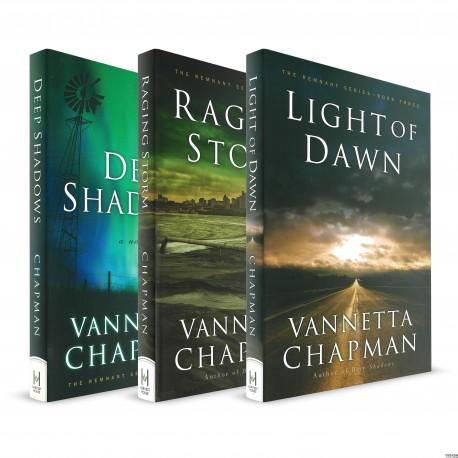 The Remnant Series (Vannetta Chapman) 3 x PAPERBACKS