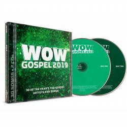 WOW Gospel 2019 (Audio CD)