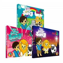 Let's Sing Sing Sing Pack