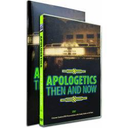 Apologetics Then and Now (Ravi Zacharias Stuart McAllister Alister McGrath) DVD & STUDY GUIDE