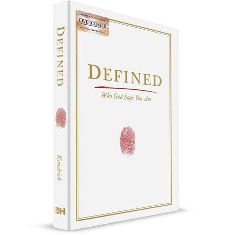 Defined: Who God says I am