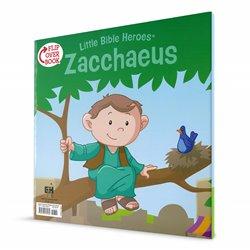 The Little Giver/Zacchaeus Flip-Over Book (Little Bible Heroes Series)