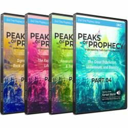 Peaks of Prophecy Pack (Kameel Majdali) 4 x MP3