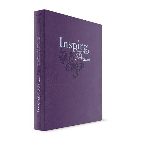 NLT Inspire Praise Bible Large Print