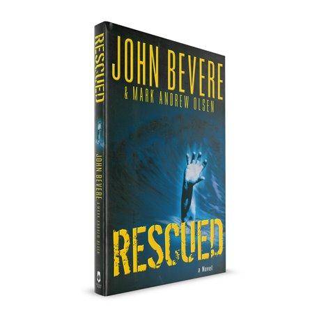 Rescued (John Bevere) HARDCOVER