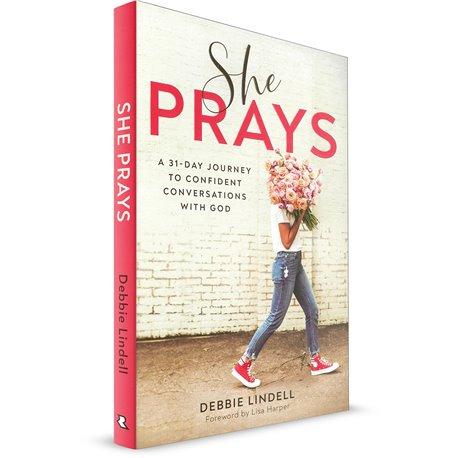 She Prays (Debbie Lindell)