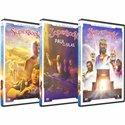 Superbook New Release 3 DVDs