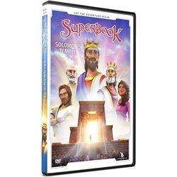 Solomon's Temple (Superbook) DVD