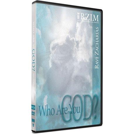 Who Are You God? (Ravi Zacharias) DVD