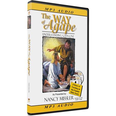 The Way of Agape (Nancy Missler) MP3 CD-ROM