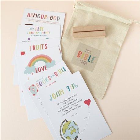 Kids Bible Cards