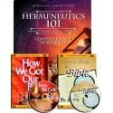 Hermeneutics 101 Pack (Chuck Missler) 2 DVD's and WORKBOOK