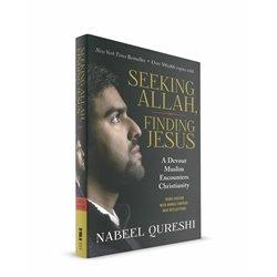 Seeking Allah Finding Jesus (Nabeel Qureshi) PAPERBACK