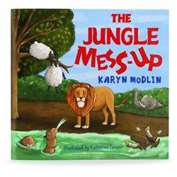The Jungle Mess-Up (Karyn Modlin) PAPERBACK