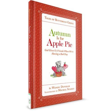 Autumu Is For Apple Pie
