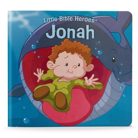 Little Bible Heroes Jonah