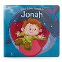Little Bible Heroes Jonah (BOARD BOOK)