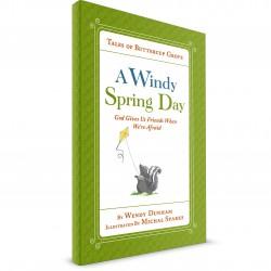 A Windy Spring Day (Wendy Dunham) HARDCOVER
