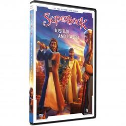 Joshua and Caleb (Superbook) DVD