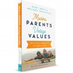 Modern Parents, Vintage Values (Sissy Goff & Melissa Trevathan) PAPERBACK