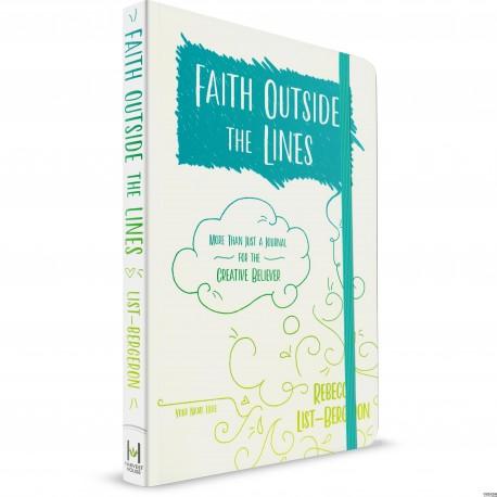 Faith Outside the Lines (Rebecca List-bergeron) PAPERBACK