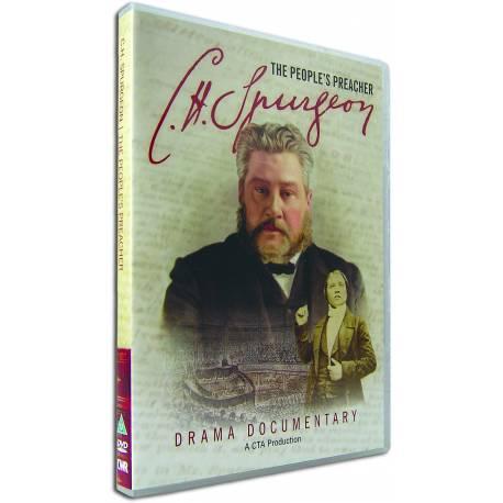 C.H Spurgeon - The People's Preacher (Docu-drama) DVD
